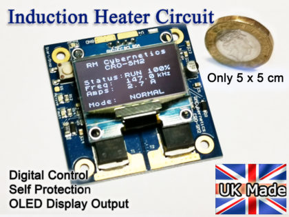 Micro Induction Heater Circuit
