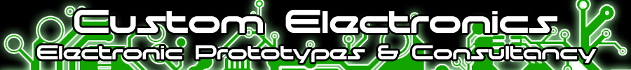 Custom Electronics and Consultancy
