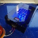 Custom Designed Induction Heater
