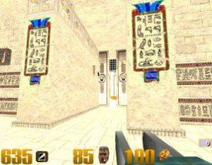 Q3 Pyramid Doors