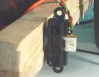 Sharp Rangefinder sensor