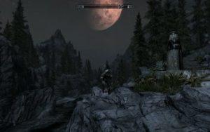 Skyrim Night Moon