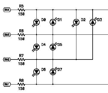 LED Multiplexing