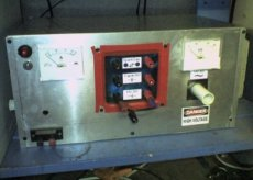 Power Pulse Generator Front
