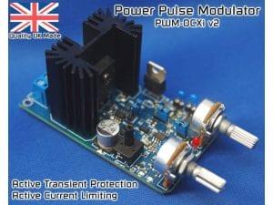 HV PWM Control Circuit