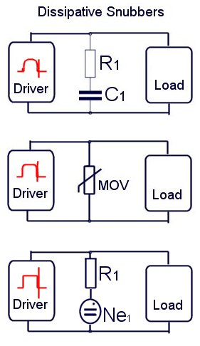 snubber circuits