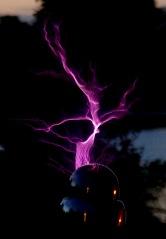 Tesla Coil Big Sparks