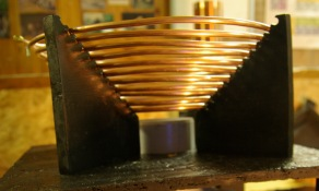 Tesla Coil Primary Side